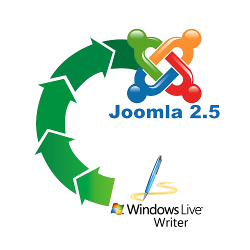 wlw use in joomla